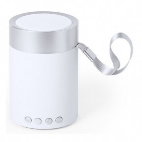 Haut-parleurs bluetooth 3W Blanc 146301