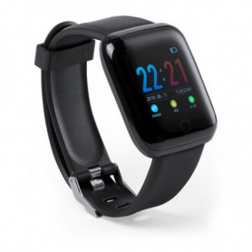 """Montre intelligente 1,3"""" Bluetooth 4.0 Noir 146352"""