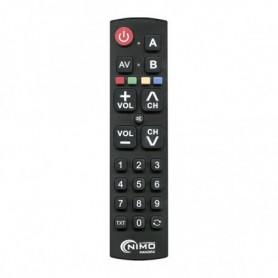 Télécommande Universelle NIMO MAN2056 Noir