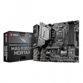 Carte mère Gaming MSI B365M Mortar mATX DDR4 LGA1151
