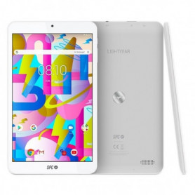 "Tablette SPC 9744332B 8"" Quad Core 3 GB RAM 32 GB Blanc"