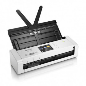 Scanner Portable Duplex Wifi Couleur Brother ADS-1700 7,5 ppm 1200 dpi