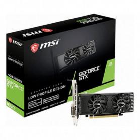 Carte Graphique MSI NVIDIA GTX 1650 4 GB GDDR5