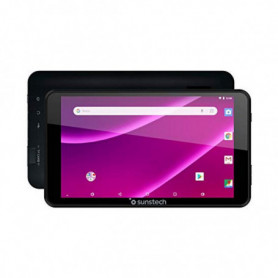 "Tablette Sunstech TAB781BK 7"" Quad Core 1 GB RAM 8 GB Noir"