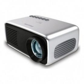 Projecteur de Poche Philips NPX245 1080 px 1W Argenté