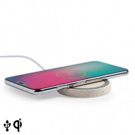 Chargeur Sans Fil pour Smartphones 16535 Épi de blé Abs