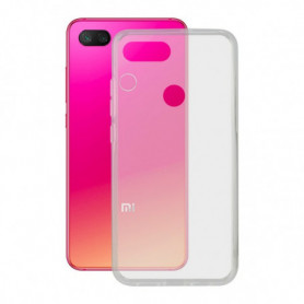 Protection pour Xiaomi Mi 8 Lite Contact Flex TPU Transparent
