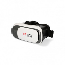 """Lunettes de réalité Virtuelle Contact VR Box 4""""-6"""" Blanc"""