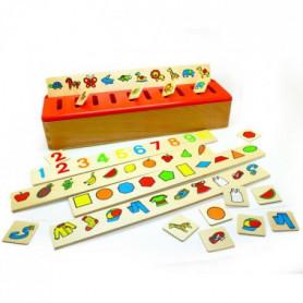 BSM Boite de Tri Systeme Montessori