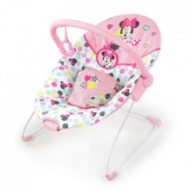 Disney Baby Transat Minnie Spotty Dotty avec vibrations