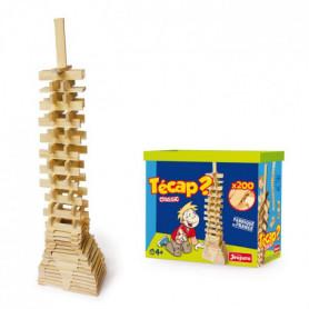 JEUJURA - TECAP? Classic 200 planchettes en bois