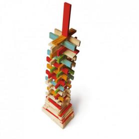 JEUJURA - TECAP  COLOR - 300 planchettes en bois