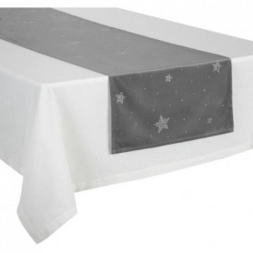 FEERIC LIGHTS & CHRISTMAS Chemin de table en velours - 40 x 2 cm