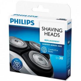 Accessoire rasoir - PHILIPS SH30/50 3 tetes de rasage
