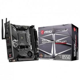 Carte Mere MSI MPG B550I GAMING EDGE WIFI