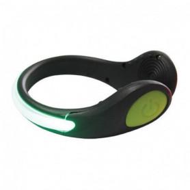 TUNTURI Clip de sécurité pour chaussure LED Rouge