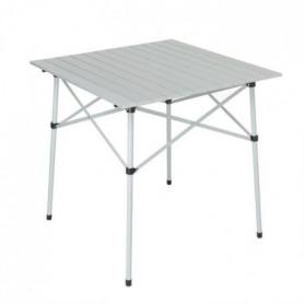 TRIGANO Table Aluminium