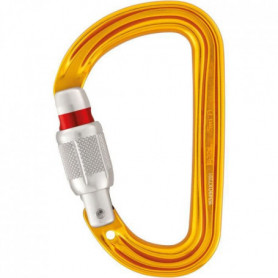 PETZL Mousqueton Sm'D Screw-Lock