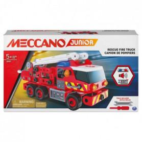 MECCANO - CAMION DE POMPIERS à construire Meccano Junior - 6056415