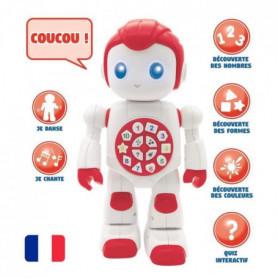 POWERMAN BABY Robot Parlant Interactif Jouet d'éveil