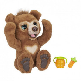 FURREAL FRIENDS - Cubby L'ours curieux - Peluche Interactive