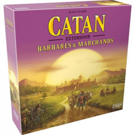 Catan - Extension : Barbares & Marchands - Jeu de société
