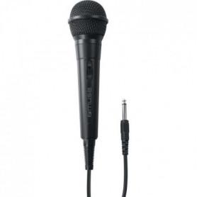 MUSE MC-20 B Microphone filaire - Réponse en fréquence: 30Hz