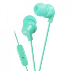 JVC HA-FR15 Écouteurs intra-auriculaires vert