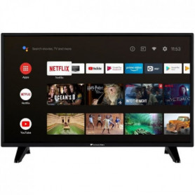 CONTINENTAL EDISON Android Smart TV LED HD - 32(80 cm) -WiFi