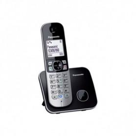 Panasonic KX-TG6811 Solo Téléphone Sans Fil Sans Répondeur Noir