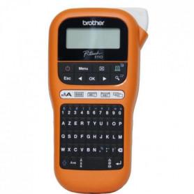 BROTHER Etiqueteuse portable pour les électriciens PT-E110F