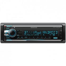 KENWOOD Autoradio CD - USB - Bluetooth - KDC-X5200BT