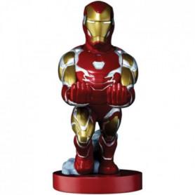 Figurine Iron Man - Support & Chargeur pour Manette et Smartphone