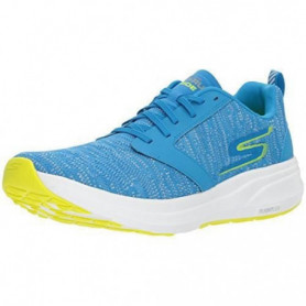 SKECHERS Baskets Go Run Ride 7 - Homme - Bleu Marine