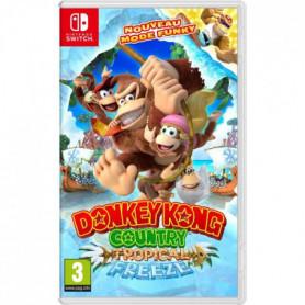 Donkey Kong Country : Tropical Freeze Jeu switch