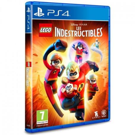 Ps4 Lego Indestructibles Jeu Les Disneypixar eEHbD9YW2I