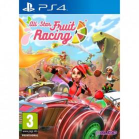 All-Star Fruit Racing Jeu PS4