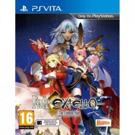 Fate Extella : The Umbral Star Jeu PS Vita