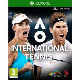 AO International Tennis Jeu Xbox One