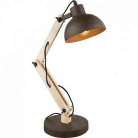 Lampe a poser en Métal 68,5x18x67 cm Bronze