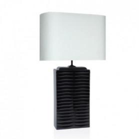 ALCOA HAUT Lampe a poser céramique - 38x38x60 cm