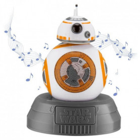 STARWARS Enceinte Bluetooth BB8