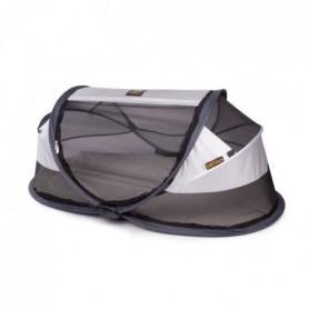 DERYAN Lit de voyage tente bébé Silver/Argent