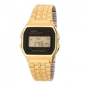 CASIO Montre Quartz A159WGEA1EF Mixte