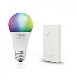 OSRAM Smart+ Kit Ampoule LED Couleurs Connectée