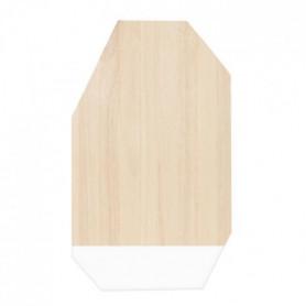 ECO DESIGN A1537 Planche a découper - 30 x 50 cm