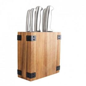 SP Bloc couteau Butcher - 6 pieces