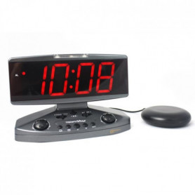 Réveil malentendant vibreur GEEMARC Wake'n'Shake 17870