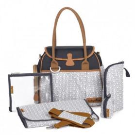 BABYMOOV Sac a Langer Style Bag Black