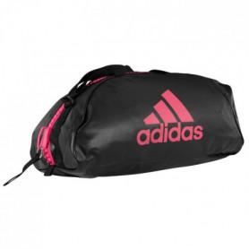 ADIDAS Sac de sport 2/1 - Noir et rose